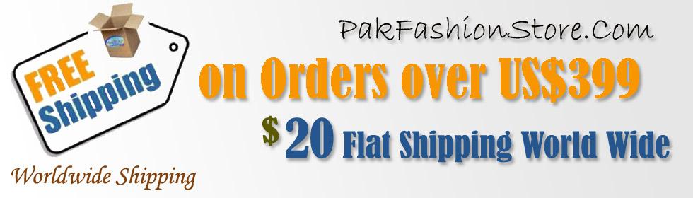 Flat Shipping Banner