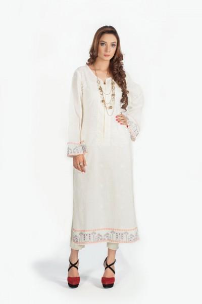 Off-White Linen Suit